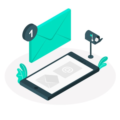 Email Marketing image for banner