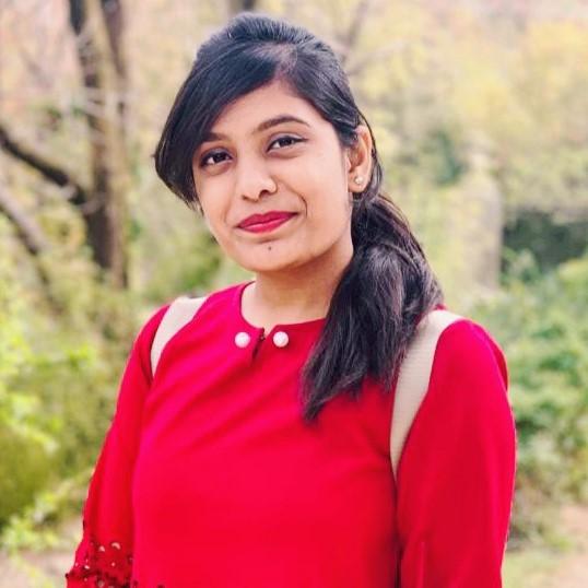 Ananya Jaiswal Content writer Staiir